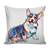 Corgi Pillow Cover