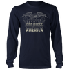 Gold Bless America Custom Shirt