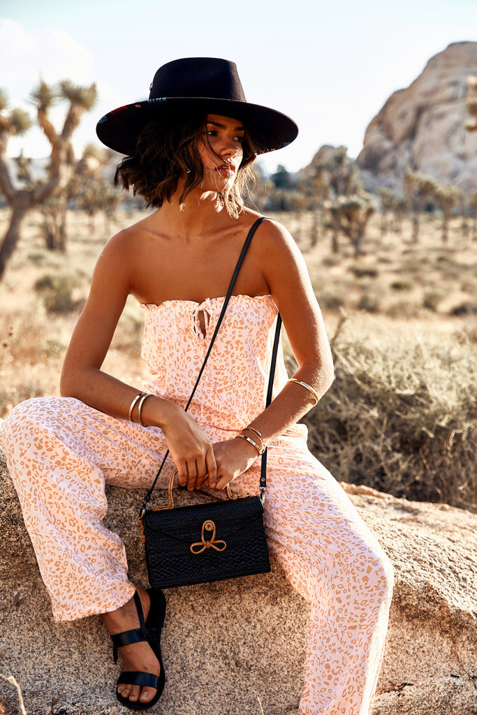 Hailey Jumpsuit Punch