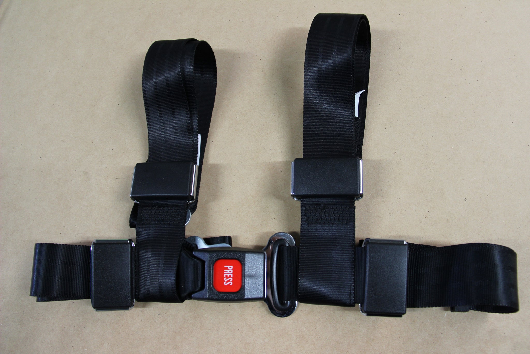 4 Point Seatbelt Harness