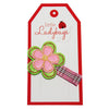 Little Lady Bags Felt Flower Hair Clips
