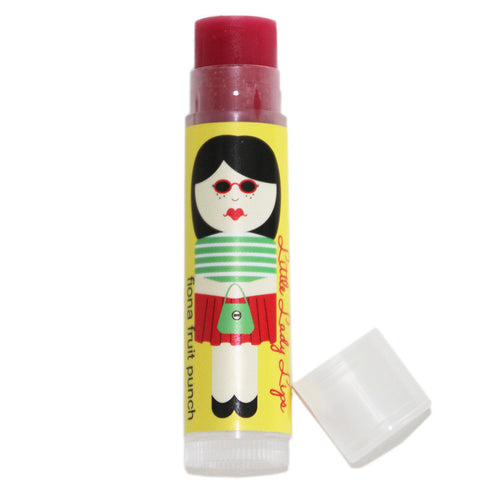 Little Lady Bags Flavoured Lip Balms