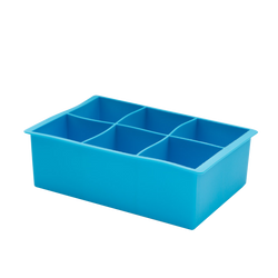 2 Inch Ice Cube Tray - Blue Ice Tools and Accessories - Bevtools Bar and Beverage Tools | Alcohol and Liquor Delivery Makati, Metro Manila, Philippines