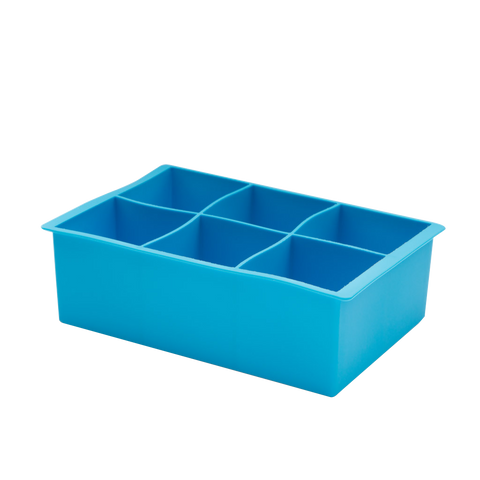 2 Inch Ice Cube Tray - Blue Bar Tools & Accessories - Drinkka Alcohol Delivery Best Whiskey Wine Gin Beer Vodkas and more for Parties in Makati BGC Fort and Manila | Bevtools Bar and Beverage Tools