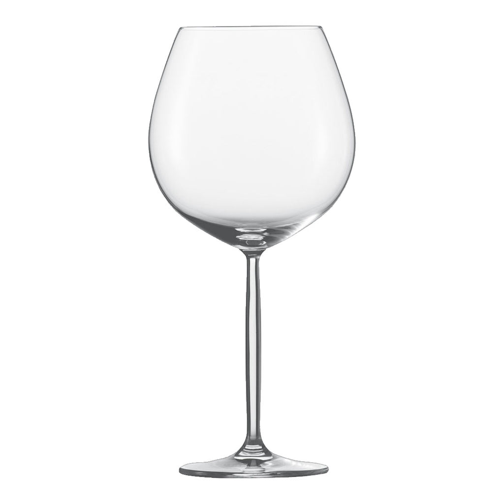 Schott Zwiesel DIVA Burgundy Goblet (2Pcs Gift Box) Schott Zwiesel - Drinkka Alcohol Delivery Best Whiskey Wine Gin Beer Vodkas and more for Parties in Makati BGC Fort and Manila | Bevtools Bar and Beverage Tools