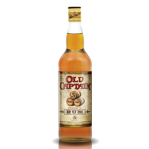 Old Captain Premium Rum