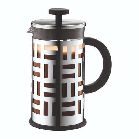 Eileen Coffee Maker 34oz, Chrome
