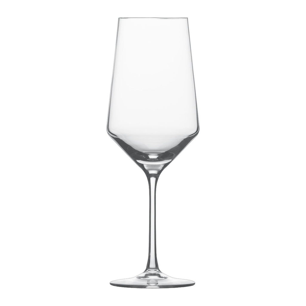 Schott Zwiesel PURE Bordeaux Goblet (2Pcs Gift Box) Schott Zwiesel - Drinkka Alcohol Delivery Best Whiskey Wine Gin Beer Vodkas and more for Parties in Makati BGC Fort and Manila | Bevtools Bar and Beverage Tools