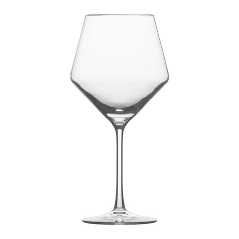 Schott Zwiesel PURE Burgundy Goblet (2Pcs Gift Box) Schott Zwiesel - Drinkka Alcohol Delivery Best Whiskey Wine Gin Beer Vodkas and more for Parties in Makati BGC Fort and Manila | Bevtools Bar and Beverage Tools