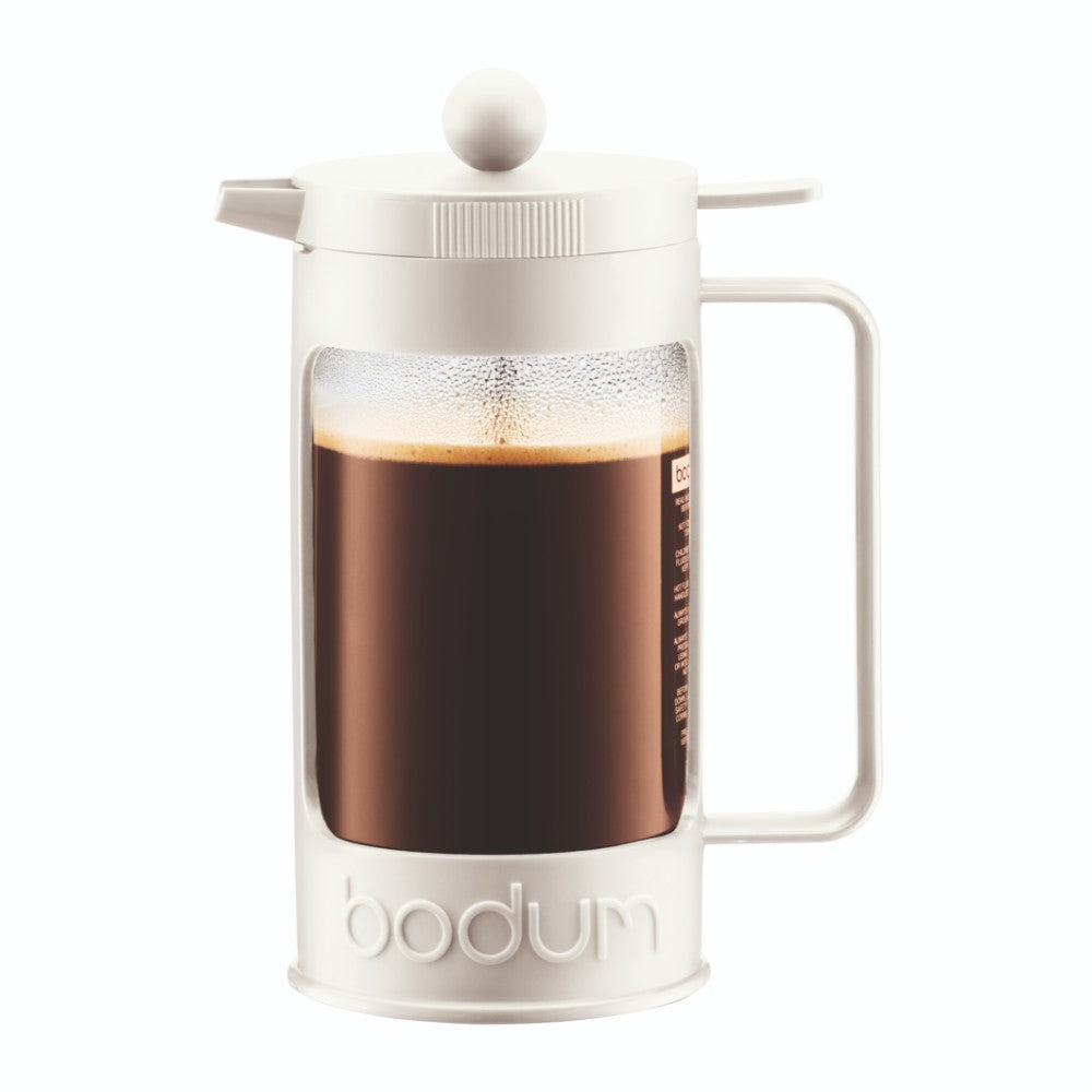 Bean French Press Coffee Maker 8cup , 34oz