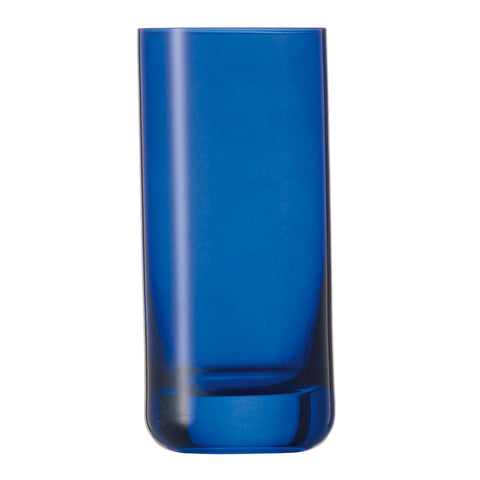 Schott Zwiesel SPOTS Tumbler All Round Cobalt (Pack of 6) Schott Zwiesel - Drinkka Alcohol Delivery Best Whiskey Wine Gin Beer Vodkas and more for Parties in Makati BGC Fort and Manila | Bevtools Bar and Beverage Tools