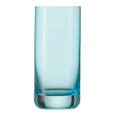 Schott Zwiesel SPOTS Tumbler All Round Aqua (Pack of 6) Schott Zwiesel - Drinkka Alcohol Delivery Best Whiskey Wine Gin Beer Vodkas and more for Parties in Makati BGC Fort and Manila | Bevtools Bar and Beverage Tools