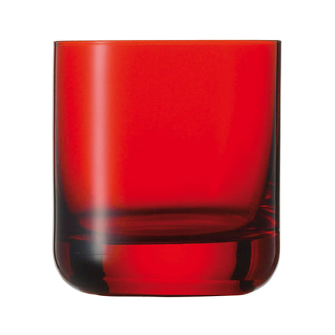 Schott Zwiesel SPOTS Whisky Red (Pack of 6) Schott Zwiesel - Drinkka Alcohol Delivery Best Whiskey Wine Gin Beer Vodkas and more for Parties in Makati BGC Fort and Manila | Bevtools Bar and Beverage Tools