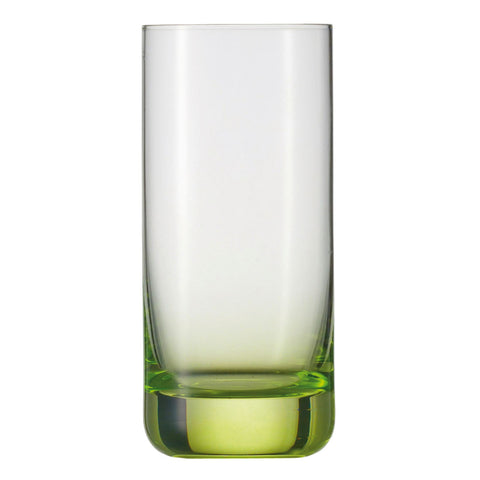 Schott Zwiesel SPOTS Neo Tumbler All Round Green (Pack of 6) Schott Zwiesel - Drinkka Alcohol Delivery Best Whiskey Wine Gin Beer Vodkas and more for Parties in Makati BGC Fort and Manila | Bevtools Bar and Beverage Tools
