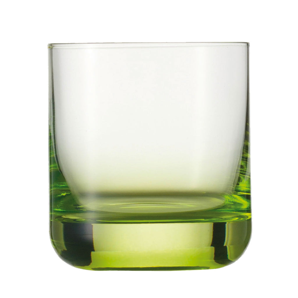 Schott Zwiesel SPOTS Whisky Neon Green (Pack of 6) Schott Zwiesel - Drinkka Alcohol Delivery Best Whiskey Wine Gin Beer Vodkas and more for Parties in Makati BGC Fort and Manila | Bevtools Bar and Beverage Tools