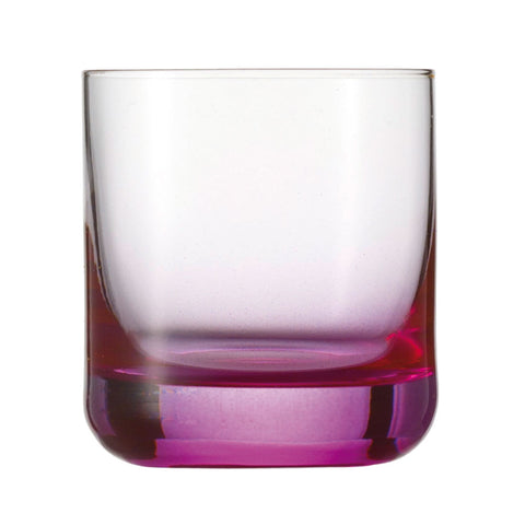 Schott Zwiesel SPOTS Neo Tumbler All Round Pink (Pack of 6) Schott Zwiesel - Drinkka Alcohol Delivery Best Whiskey Wine Gin Beer Vodkas and more for Parties in Makati BGC Fort and Manila | Bevtools Bar and Beverage Tools