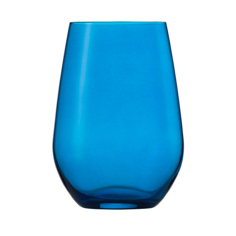 Schott Zwiesel VINA SPOTS Multipurpose Tumbler Blue (Pack of 6) Schott Zwiesel - Drinkka Alcohol Delivery Best Whiskey Wine Gin Beer Vodkas and more for Parties in Makati BGC Fort and Manila | Bevtools Bar and Beverage Tools