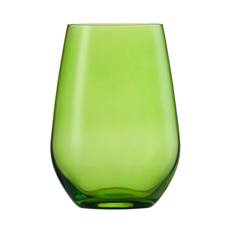 Schott Zwiesel VINA SPOTS Multipurpose Tumbler Green (Pack of 6) Schott Zwiesel - Drinkka Alcohol Delivery Best Whiskey Wine Gin Beer Vodkas and more for Parties in Makati BGC Fort and Manila | Bevtools Bar and Beverage Tools