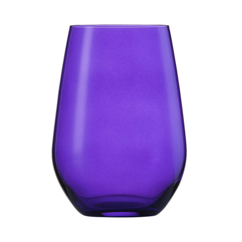 Schott Zwiesel VINA SPOTS Multipurpose Tumbler Purple (Pack of 6) Schott Zwiesel - Drinkka Alcohol Delivery Best Whiskey Wine Gin Beer Vodkas and more for Parties in Makati BGC Fort and Manila | Bevtools Bar and Beverage Tools