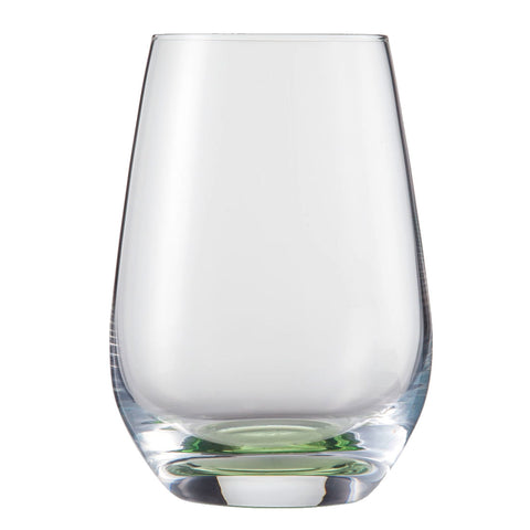 Schott Zwiesel VINA TOUCH Tumbler Green (Pack of 6) Schott Zwiesel - Drinkka Alcohol Delivery Best Whiskey Wine Gin Beer Vodkas and more for Parties in Makati BGC Fort and Manila | Bevtools Bar and Beverage Tools