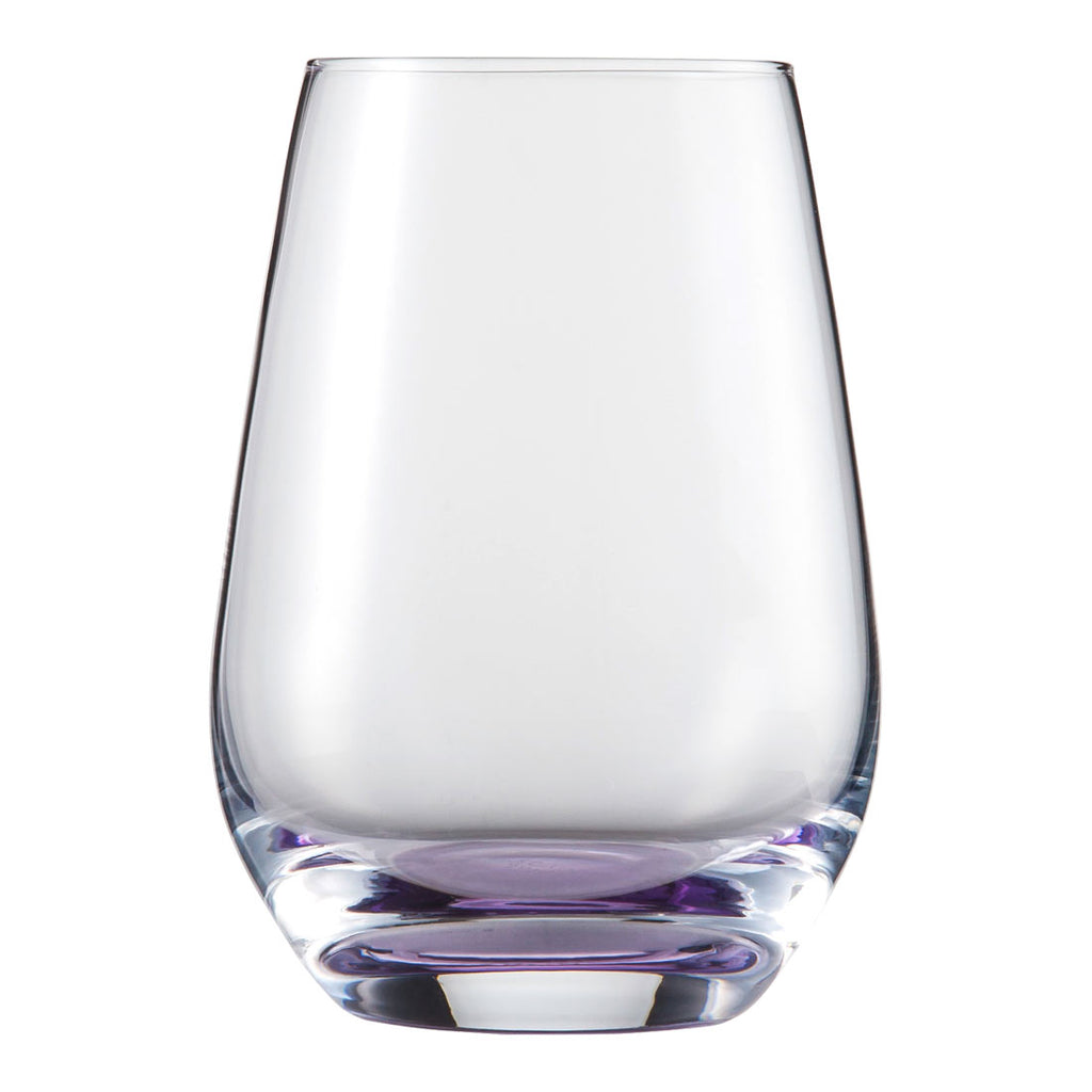 Schott Zwiesel VINA TOUCH Tumbler Purple (Pack of 6) Schott Zwiesel - Drinkka Alcohol Delivery Best Whiskey Wine Gin Beer Vodkas and more for Parties in Makati BGC Fort and Manila | Bevtools Bar and Beverage Tools