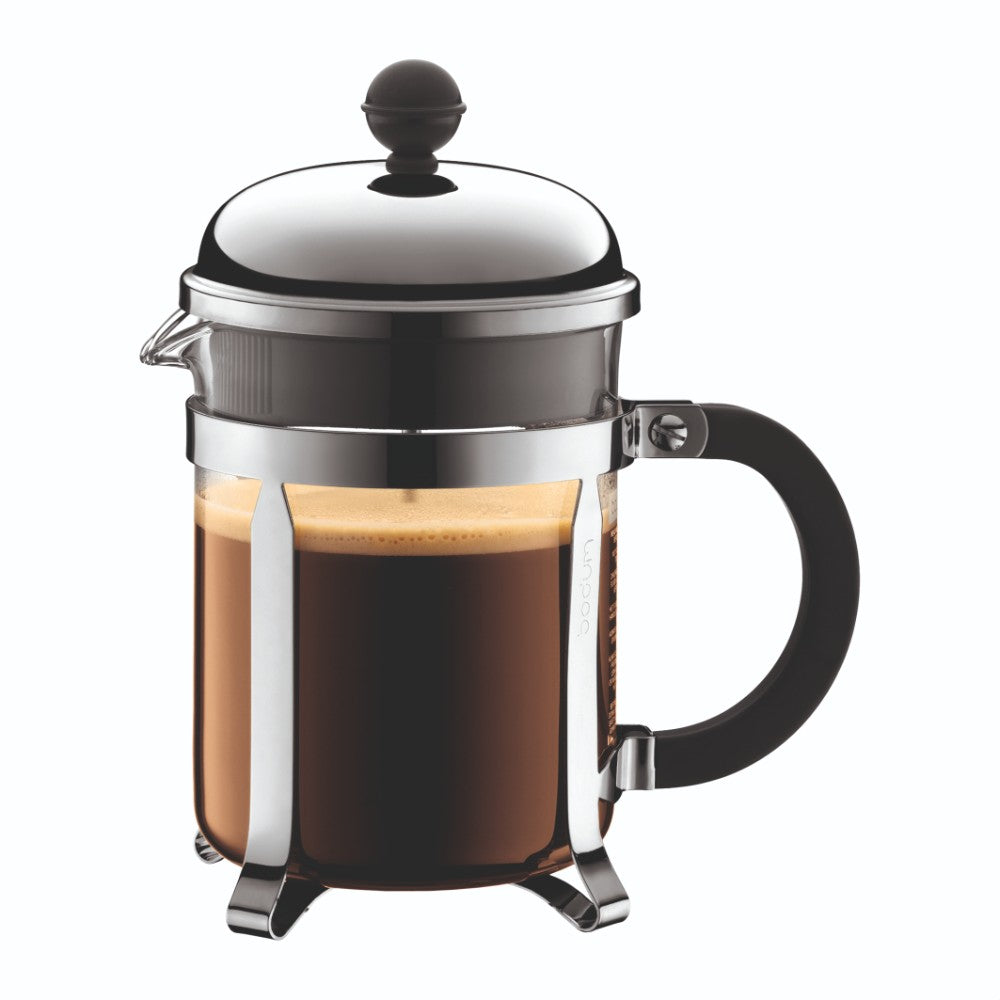 Chambord Coffee Maker 17oz, Chrome
