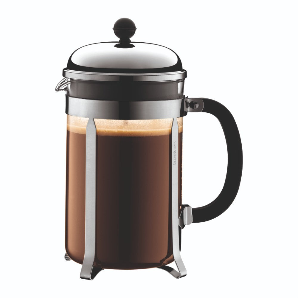Chambord Coffee Maker 51oz, Chrome