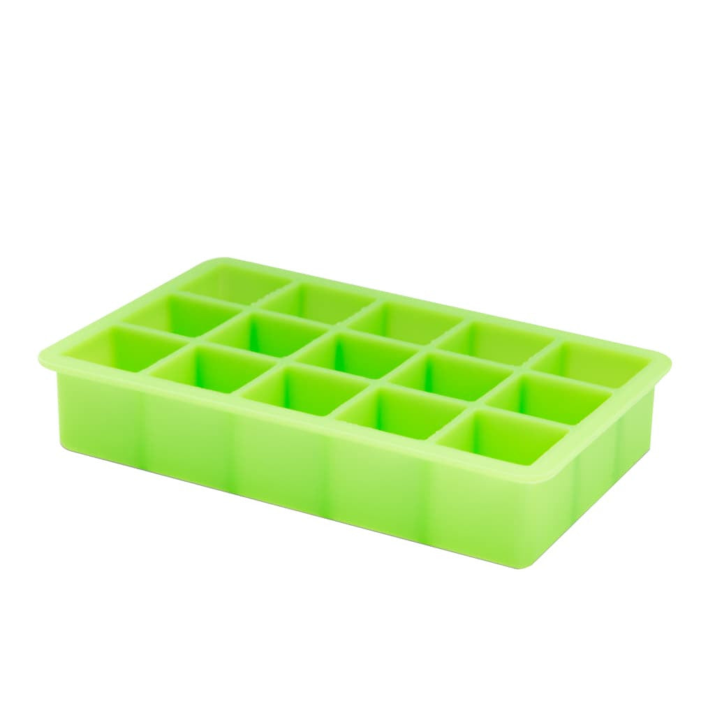 1.25 Inch Ice Cube Tray - Green Bar Tools & Accessories - Drinkka Alcohol Delivery Best Whiskey Wine Gin Beer Vodkas and more for Parties in Makati BGC Fort and Manila | Bevtools Bar and Beverage Tools