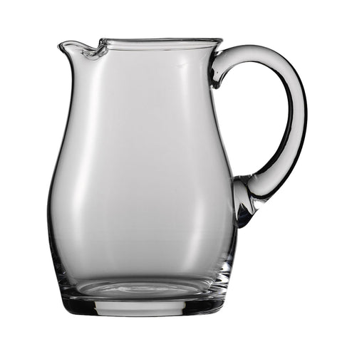 Schott Zwiesel BISTRO Jug With Icelip 1500ml Schott Zwiesel - Drinkka Alcohol Delivery Best Whiskey Wine Gin Beer Vodkas and more for Parties in Makati BGC Fort and Manila | Bevtools Bar and Beverage Tools