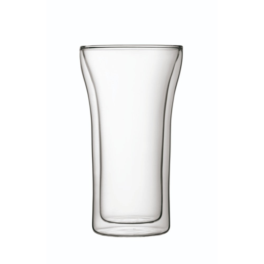 Assam Double Wall Glass (2pcs) 13.5oz