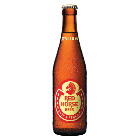 Red Horse Beer 330 mL Bottle (Case of 24)