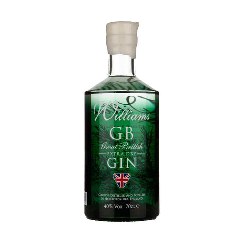 Williams Great British Extra Dry GIn 700ml