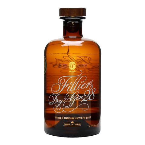 Fillier's Classic Dry Gin 28 500ml