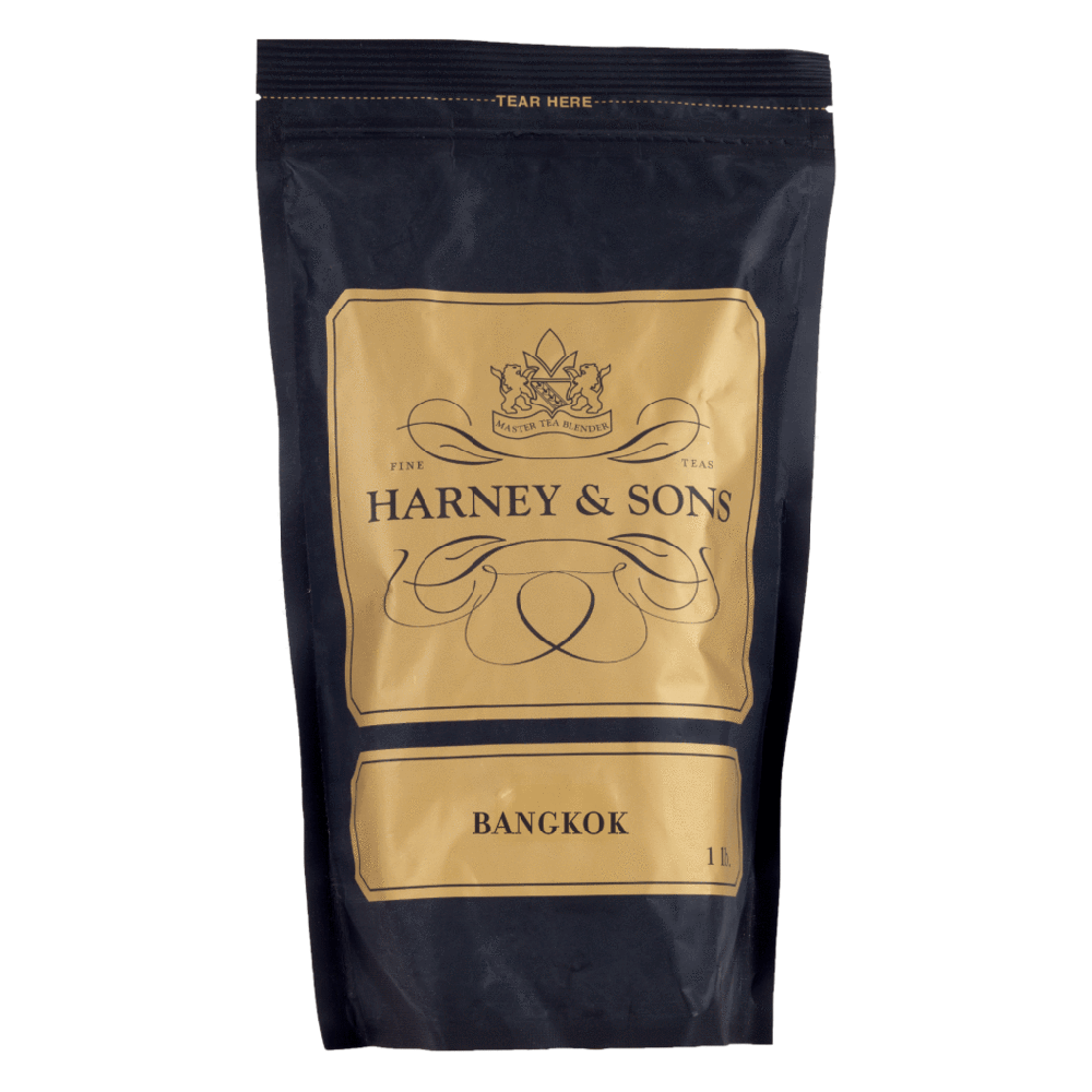Harney & Sons Bangkok Loose Leaf 1 lb. Harney & Sons - Drinkka Alcohol Delivery Best Whiskey Wine Gin Beer Vodkas and more for Parties in Makati BGC Fort and Manila | Bevtools Bar and Beverage Tools