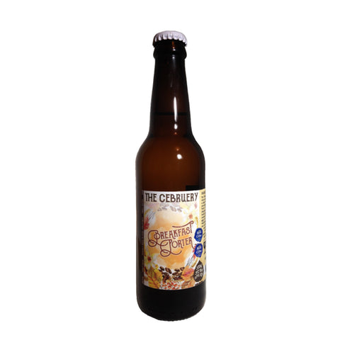 Cebruery Breakfast Porter-330ml