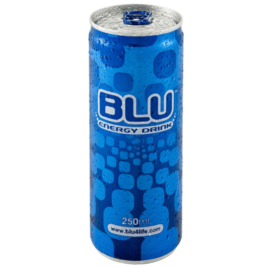 BLU Energy Drink Classic - 250ml