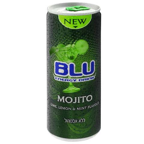 BLU Energy Drink Mojito - 250ml
