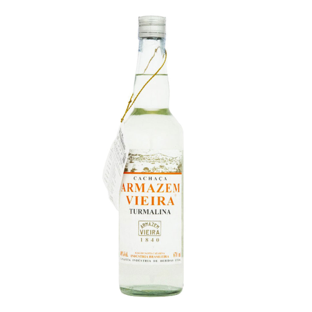 Armazém Vieira Cachaça Turmalina - 670ml Rum - Drinkka Alcohol Delivery Best Whiskey Wine Gin Beer Vodkas and more for Parties in Makati BGC Fort and Manila | Bevtools Bar and Beverage Tools