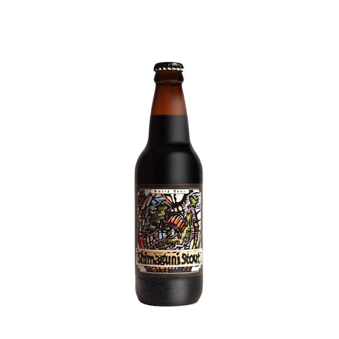 Baird Shimaguni Stout - 330ml Imported Craft Beer - Drinkka Alcohol Delivery Best Whiskey Wine Gin Beer Vodkas and more for Parties in Makati BGC Fort and Manila | Bevtools Bar and Beverage Tools