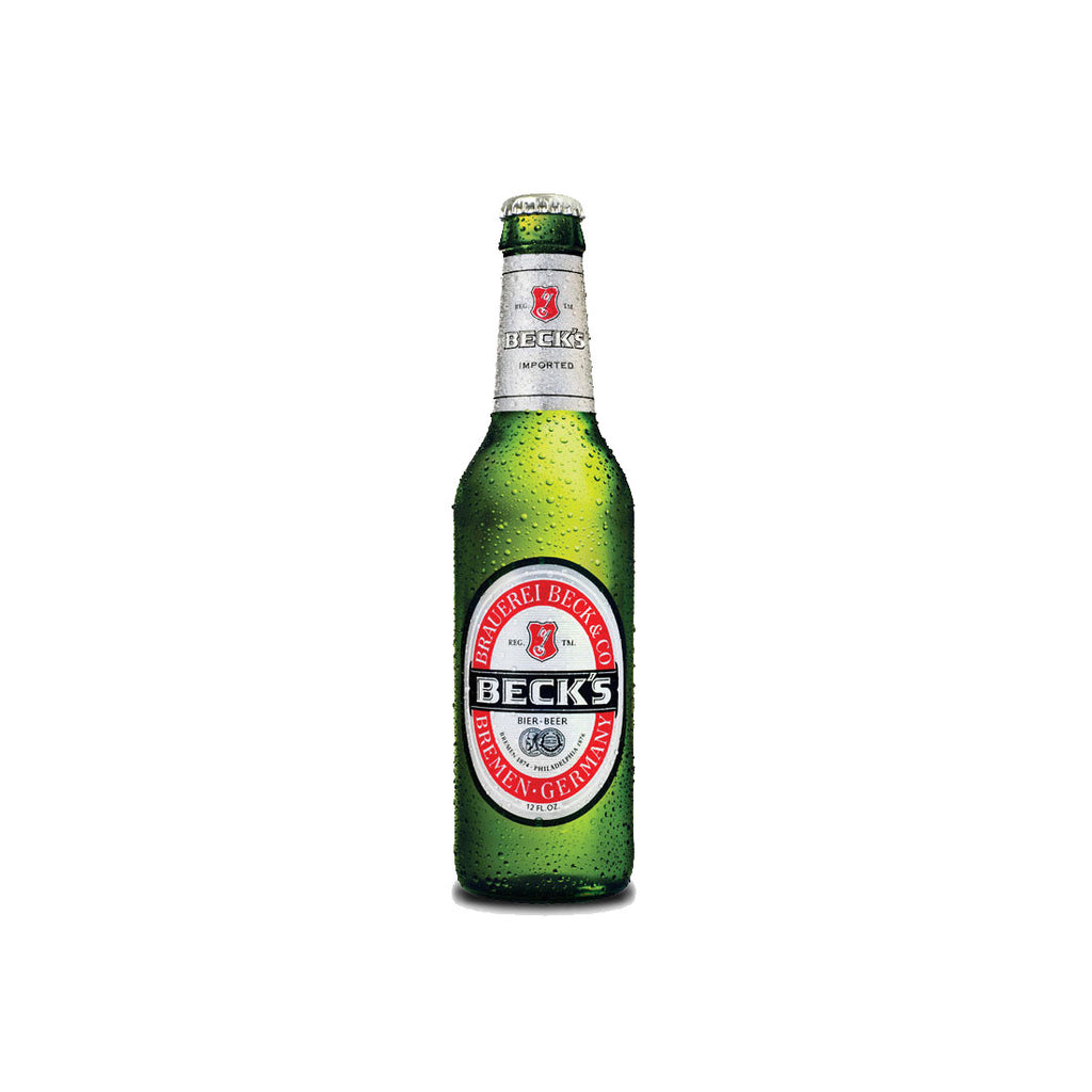 Beck's Beer In Bottle - 275ml Imported Craft Beer - Drinkka Alcohol Delivery Best Whiskey Wine Gin Beer Vodkas and more for Parties in Makati BGC Fort and Manila | Bevtools Bar and Beverage Tools
