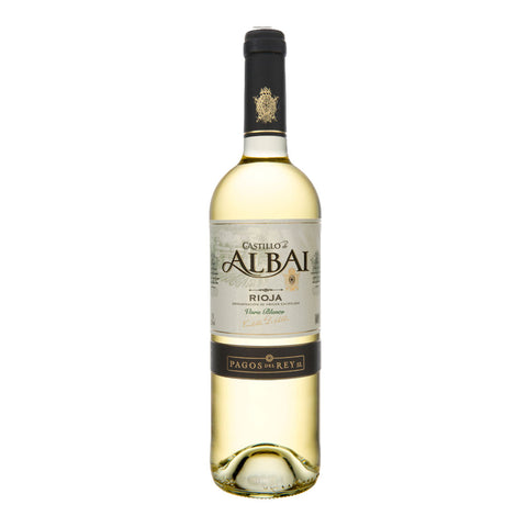 Castillo de Albai Rioja Bianco - 750ml Wine - Bevtools Bar and Beverage Tools | Alcohol and Liquor Delivery Makati, Metro Manila, Philippines