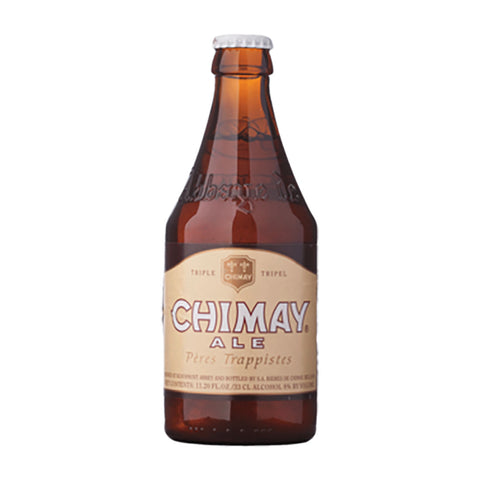 Chimay Tripel (White) - 330ml Imported Beer - Drinkka Alcohol Delivery Best Whiskey Wine Gin Beer Vodkas and more for Parties in Makati BGC Fort and Manila | Bevtools Bar and Beverage Tools