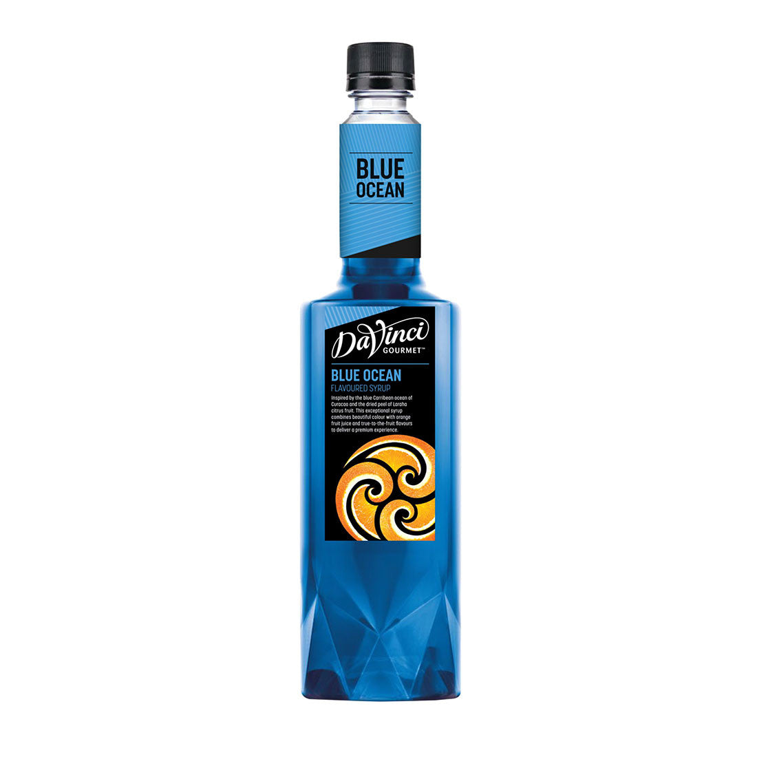 Davinci Gourmet  Blue Ocean -750ml Syrups - Drinkka Alcohol Delivery Best Whiskey Wine Gin Beer Vodkas and more for Parties in Makati BGC Fort and Manila | Bevtools Bar and Beverage Tools