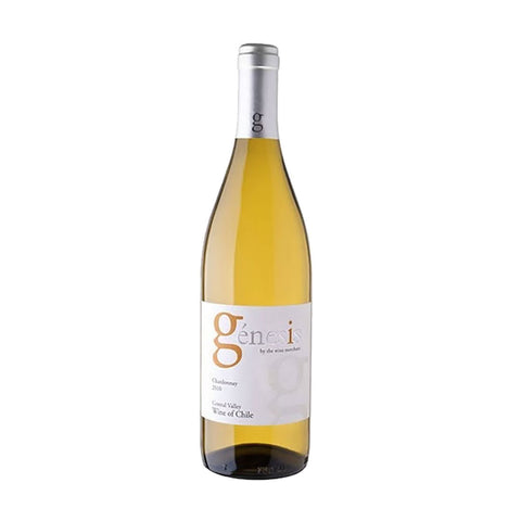 Genesis Chile Chardonnay -750ml Wine - Drinkka Alcohol Delivery Best Whiskey Wine Gin Beer Vodkas and more for Parties in Makati BGC Fort and Manila | Bevtools Bar and Beverage Tools