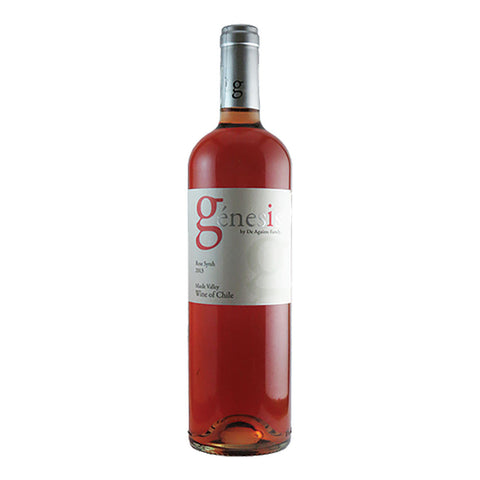 Genesis Chile Rose Syrah -750ml Wine - Drinkka Alcohol Delivery Best Whiskey Gin Beer Vodkas and more in Makati and Manila | Bevtools Bar and Beverage Tools