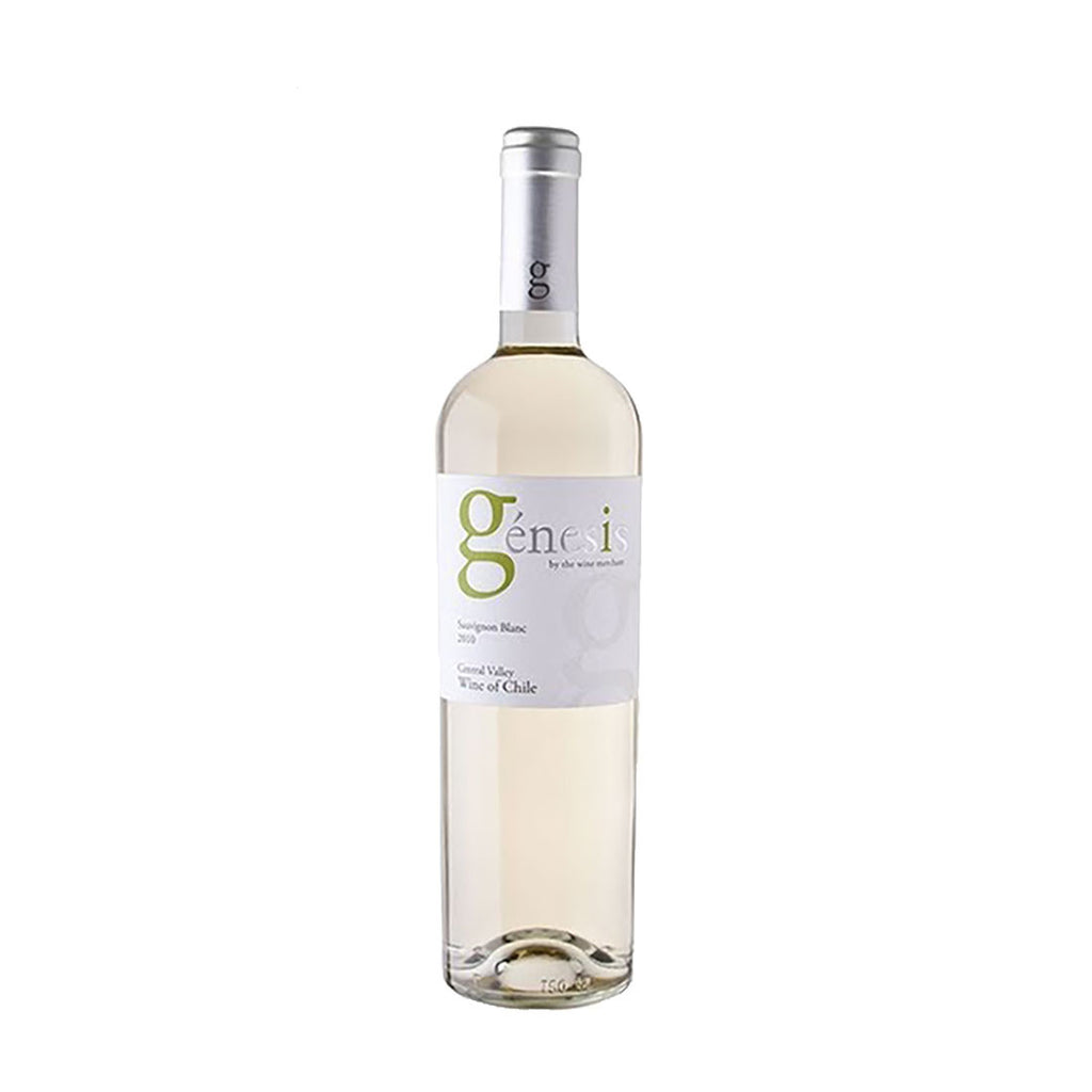 Genesis Chile Sauvignon Blanc -750ml White Wine - Drinkka Alcohol Delivery Best Whiskey Wine Gin Beer Vodkas and more for Parties in Makati BGC Fort and Manila | Bevtools Bar and Beverage Tools