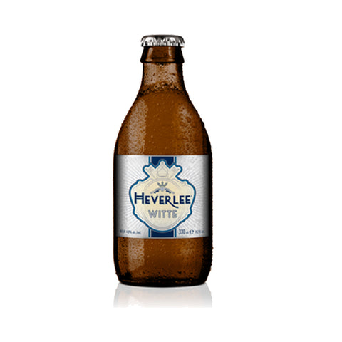Heverlee Belgian Witte Beer 330ml (Pack of 4) Imported Craft Beer - Drinkka Alcohol Delivery Best Whiskey Wine Gin Beer Vodkas and more for Parties in Makati BGC Fort and Manila | Bevtools Bar and Beverage Tools