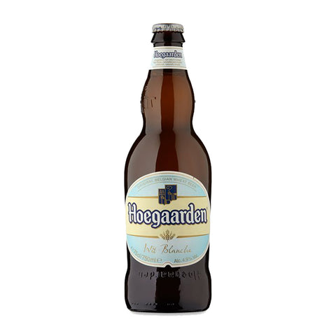Hoegaarden White Beer - 750ml Imported Beer - Drinkka Alcohol Delivery Best Whiskey Wine Gin Beer Vodkas and more for Parties in Makati BGC Fort and Manila | Bevtools Bar and Beverage Tools