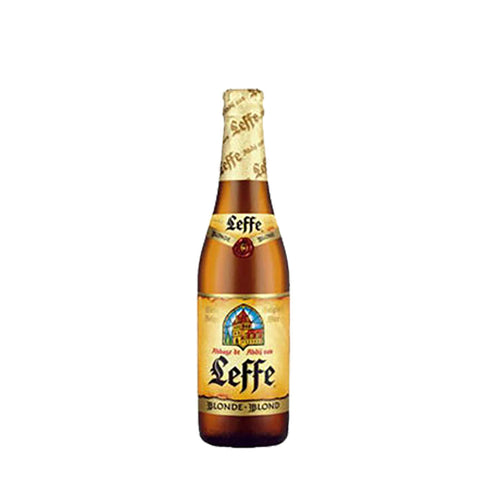Leffe Blonde Beer - 330ml Imported Craft Beer - Drinkka Alcohol Delivery Best Whiskey Wine Gin Beer Vodkas and more for Parties in Makati BGC Fort and Manila | Bevtools Bar and Beverage Tools