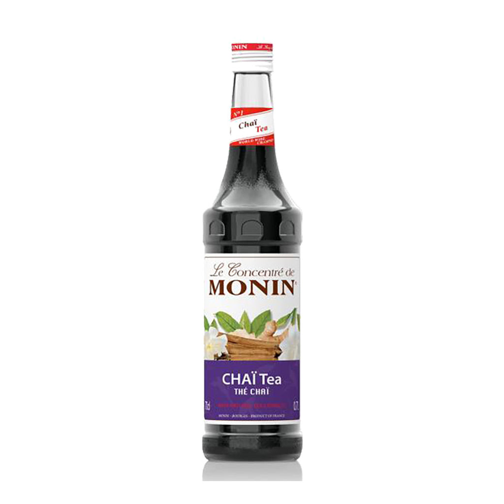 Monin Chai Tea Syrup -700ml Liqueurs & Syrups - Bevtools Bar and Beverage Tools | Alcohol and Liquor Delivery Makati, Metro Manila, Philippines